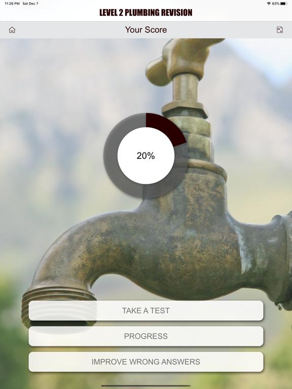 Level 2 Plumbing Revision Aid screenshot 11