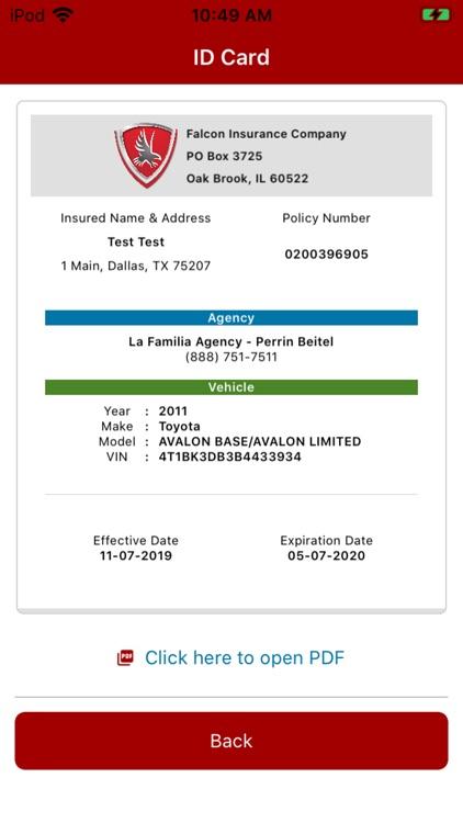 Falcon Insurance Company screenshot-4