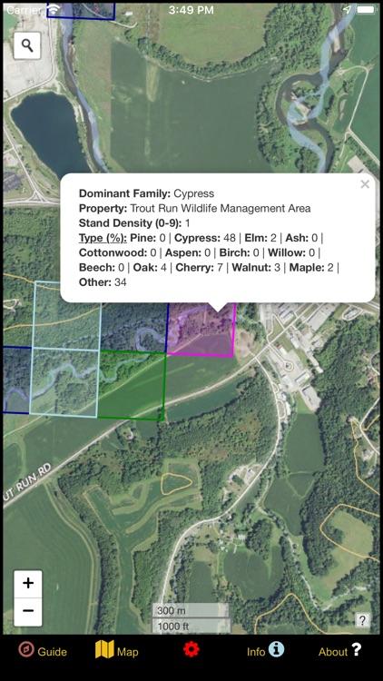 Iowa Mushroom Forager Map!