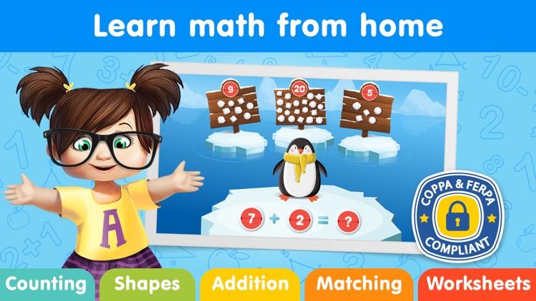 Kindergarten homeschool math