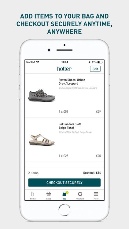 Hotter: Shoes & Sandals screenshot-4