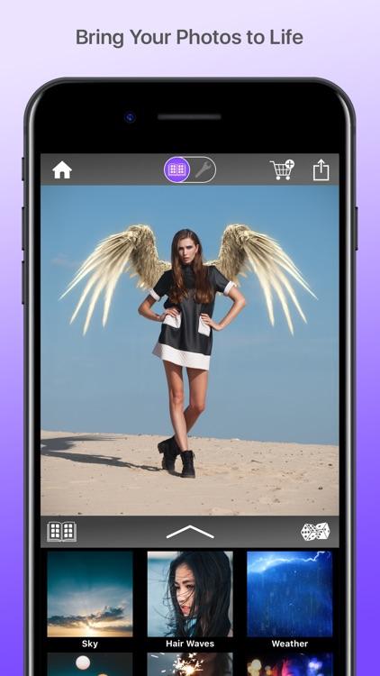 Werble: Photo & Video Animator screenshot-0