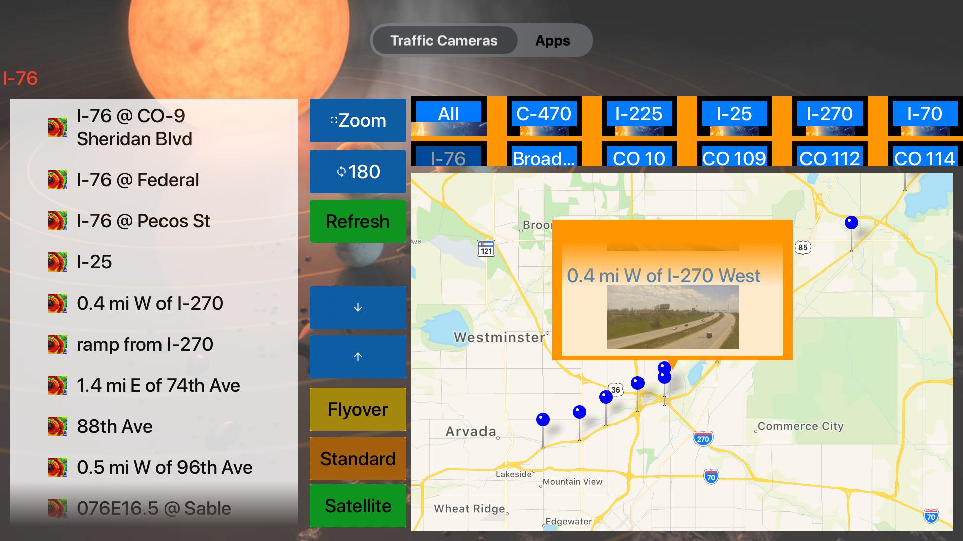 Traffic Cameras Colorado Pro screenshot 19