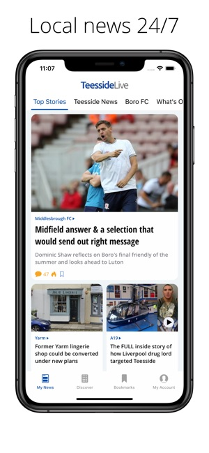 Teesside Live on the App Store