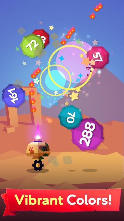 Color Ball Blast-Cannon Bomber