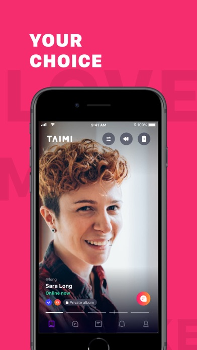Taimi – Gay Dating,Chat,Social app image