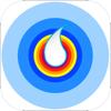 Ken Shimada - 高解像度降水ナウキャスト雨アラーム アートワーク