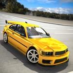 Race Car Mission City Driving