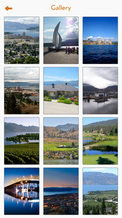 Kelowna City Guide screenshot four