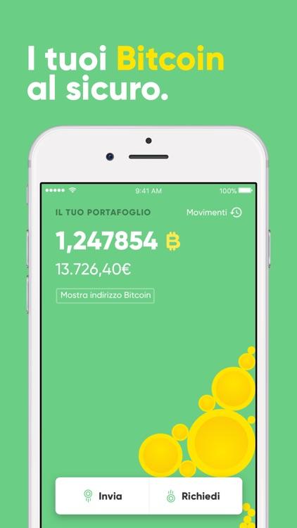 indirizzo bitcoin verde