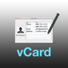 How to install vCard Editor in iPhone