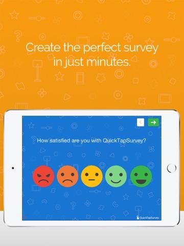 Скриншот из QuickTap Survey & Form Builder