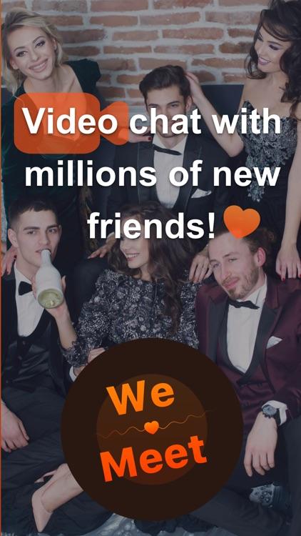 WEMEET: Video Chat & Live Call