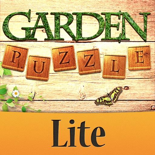 Fifteen Garden Puzzle Tile