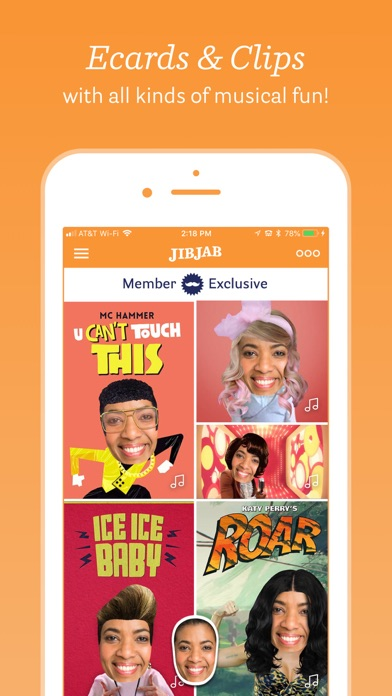 JibJab - Revenue & Download estimates - Apple App Store - US