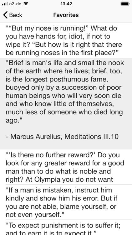 Stoic Meditations screenshot-5