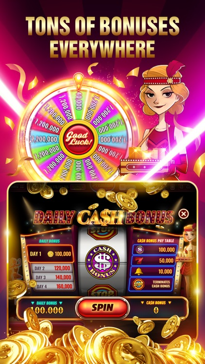 Vegas Live Slots Casino screenshot-4