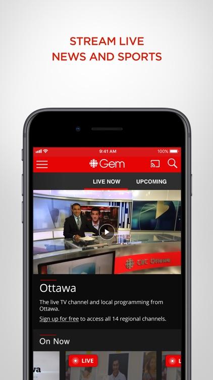 CBC Gem screenshot-0