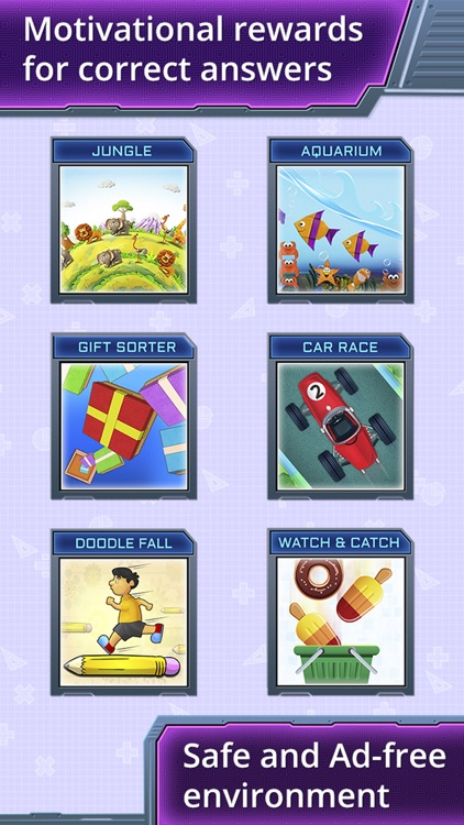 4th Grade Math Games for Kids screenshot-3
