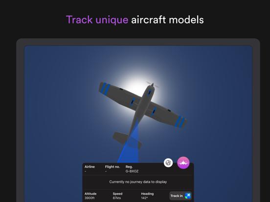 Plane Finder 3Dのおすすめ画像6