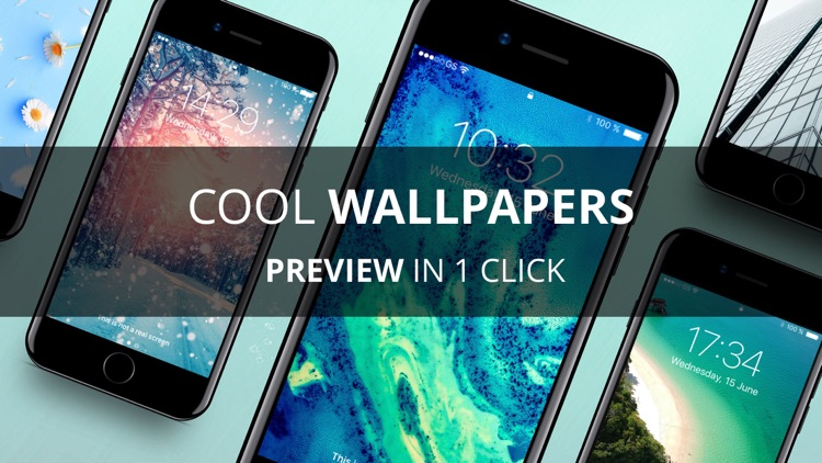 Wallpapers & Themes Background