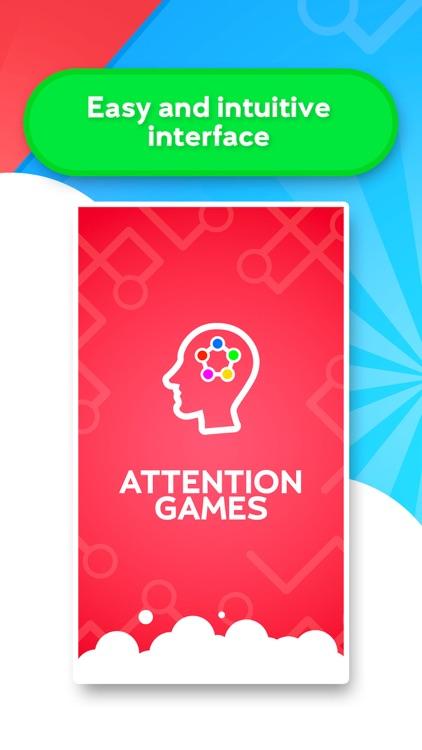 Train your brain - Attention screenshot-3