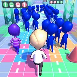 Rush Hour Runner 3D