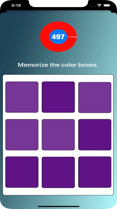 ChangedBoxes screenshot 3