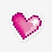 Pixlz - pixel art stickers