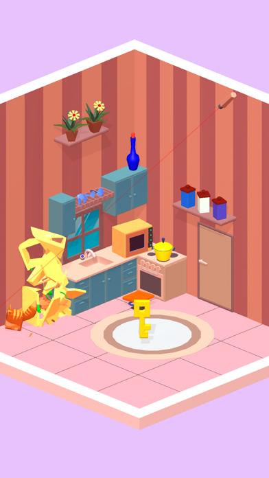 Cat Vs Laser screenshot 2