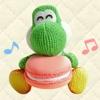 Yarn Yoshi & Poochy Stickers