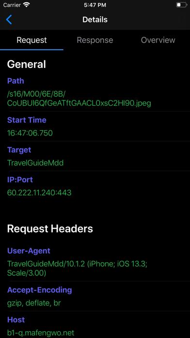 Ihttp Tracker review screenshots