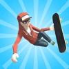 Skate Board Guy - Flip 360
