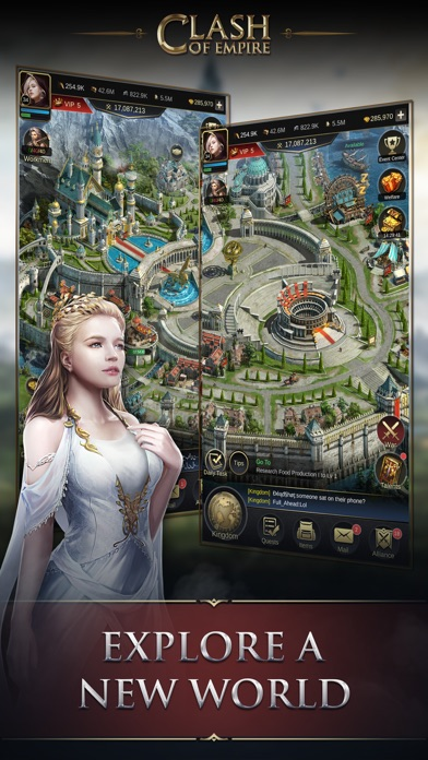 Clash of Empire: Global War for windows pc