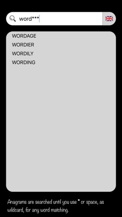 WordSearch Solver