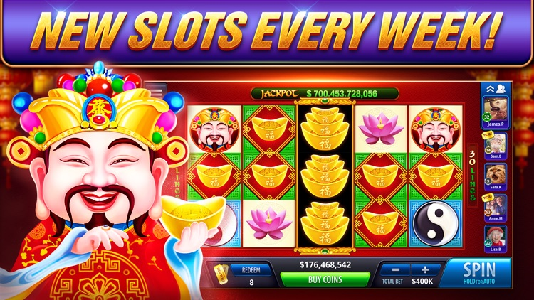 Take5 Casino - Slot Machines screenshot-4