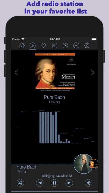 Classical Radio∯ screenshot-7