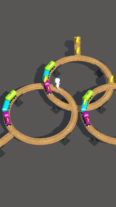 TrainRailMaze screenshot 3