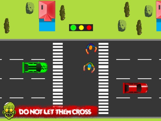 Zombie Crash Road screenshot 7