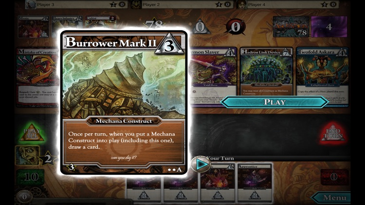 Ascension: Deckbuilding Game screenshot-4
