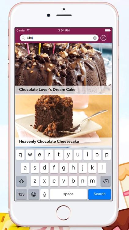 Cake Recipes.. screenshot-4