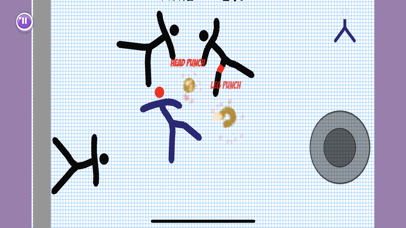 Super Stick Hero Warrior Fight screenshot 2