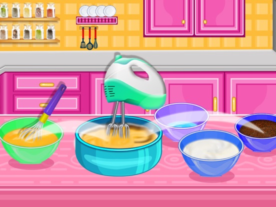 Strawberry Pops Cooking Games screenshot 9