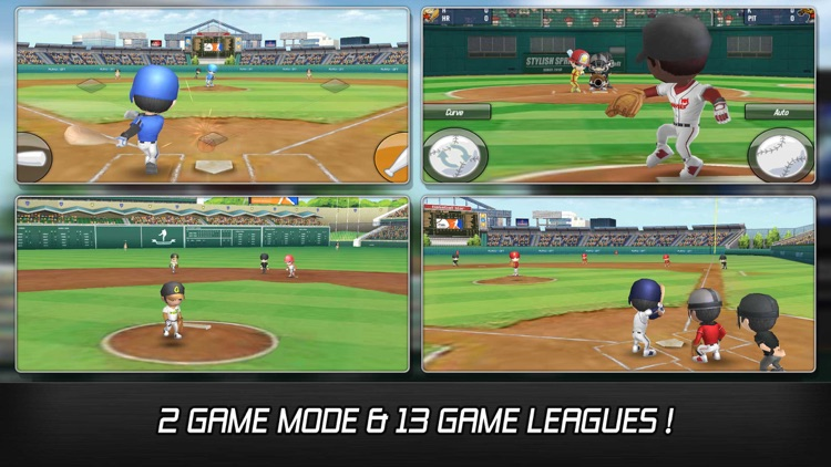 Baseball Star screenshot-2