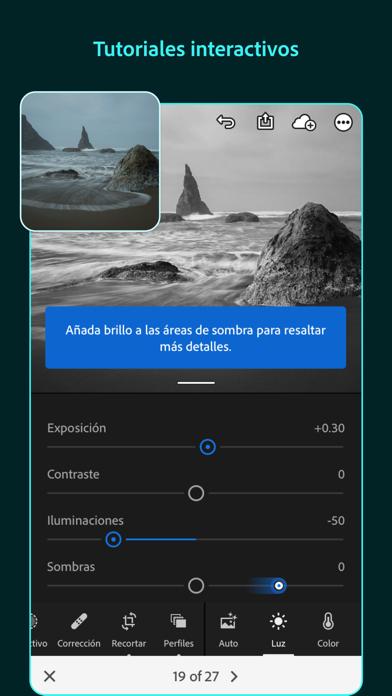 Descargar Adobe Lightroom - Photo Studio para PC