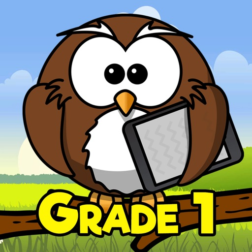 First Grade Learning Games icon