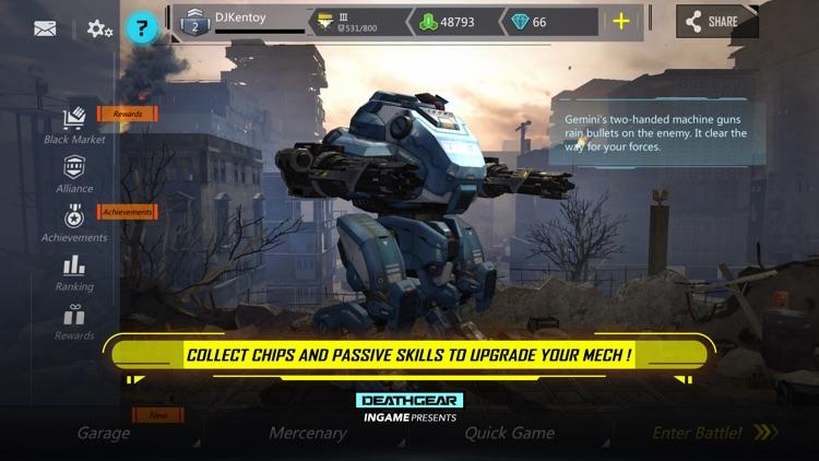 DeathGearX screenshot-5