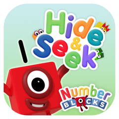 Numberblocks: Hide and Seek