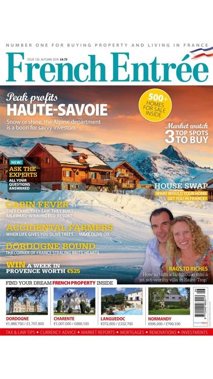 FrenchEntrée Magazine screenshot-3