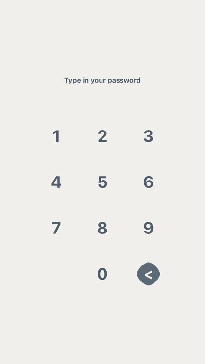 Diary With Password